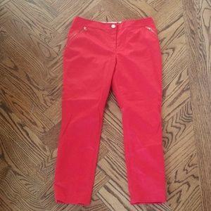 Ted Baker capri trousers